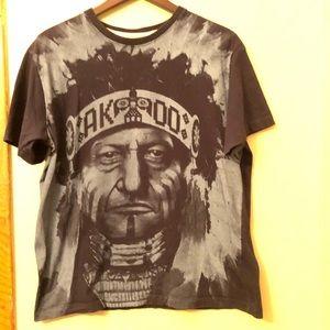 AKOO Vintage T-shirt